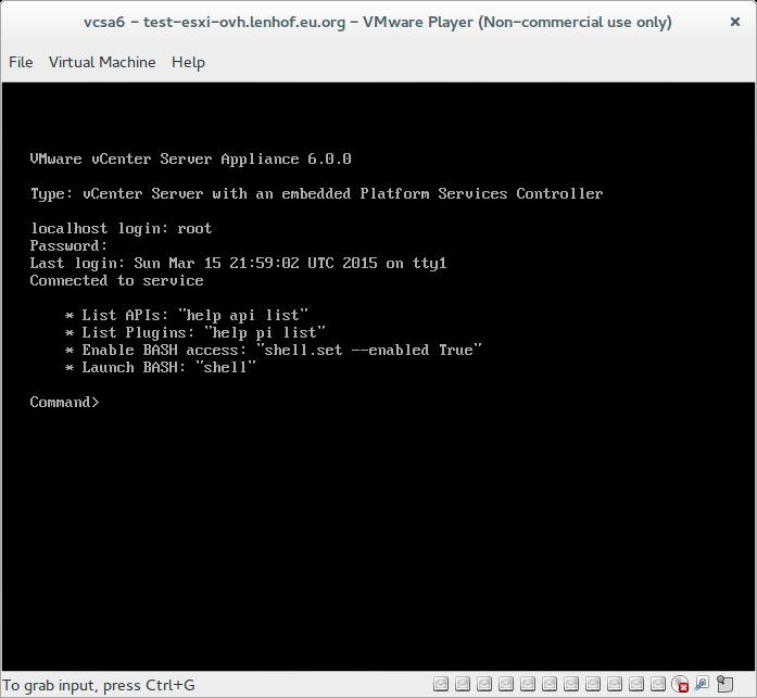 install_vsphere26