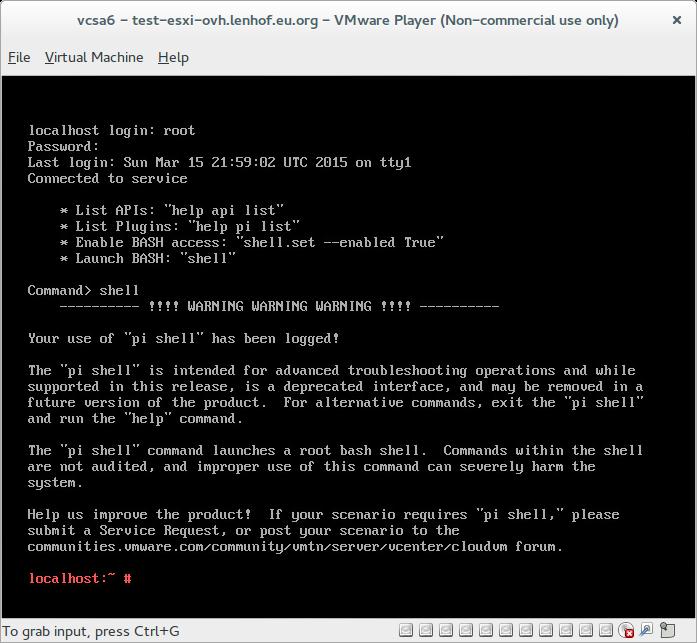 install_vsphere27